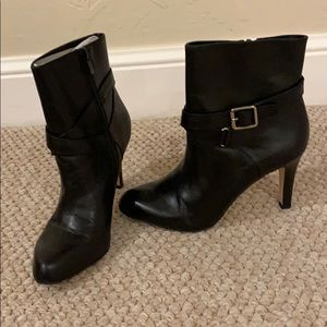 Ann Taylor ankle boots